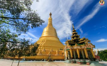 Myanmar tours from India 16