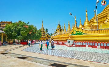 Myanmar tours from India 15