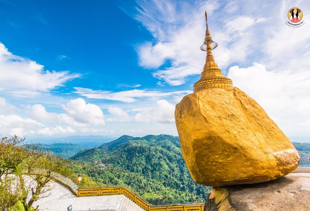 Myanmar tours from India 13