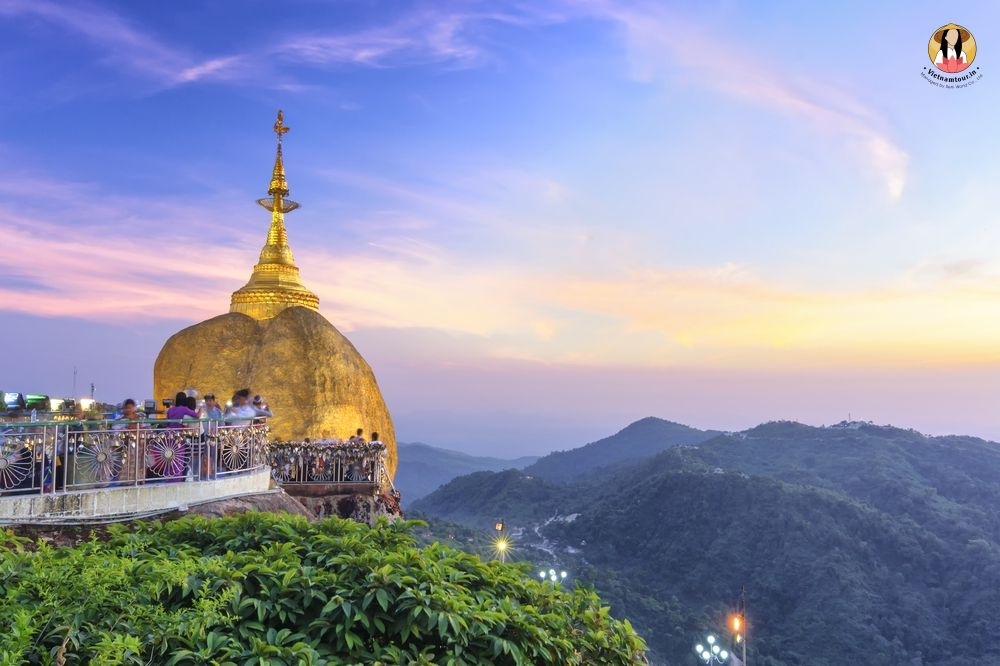 Myanmar tours from India 12