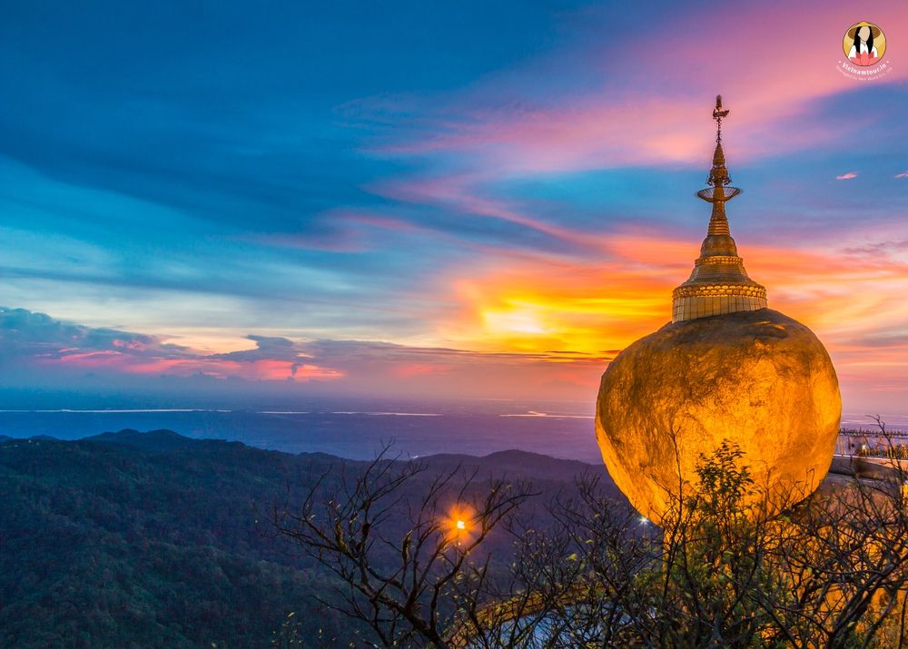 Myanmar tours from India 11