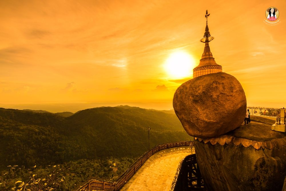 Myanmar tours from India 10