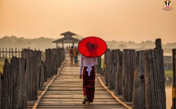 Myanmar tours from India 1