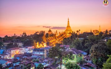 Myanmar tours from India 24