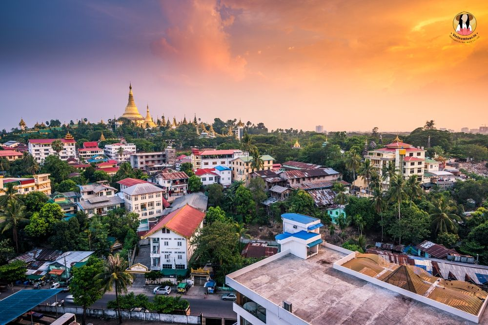 Myanmar tours from India 21