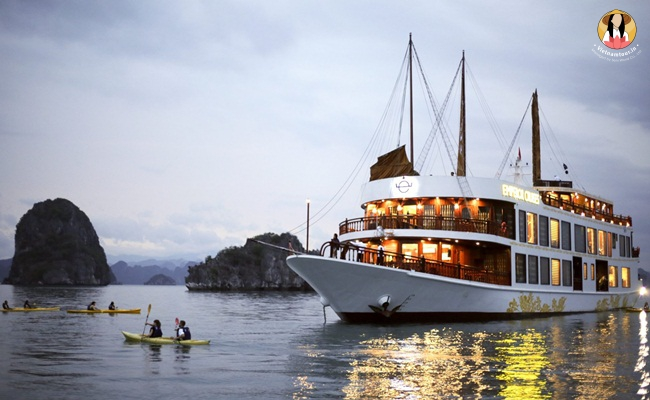 halong bay cruise recommendation 3