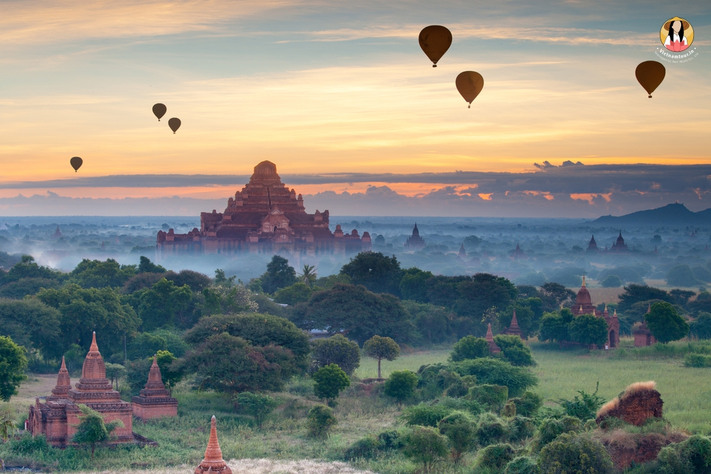 Myanmar tours from India 20