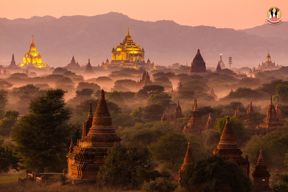 Myanmar tours from India 18