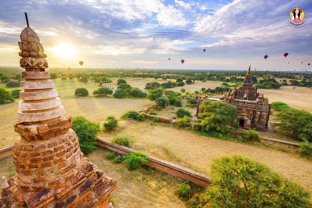 Myanmar tours from India 17