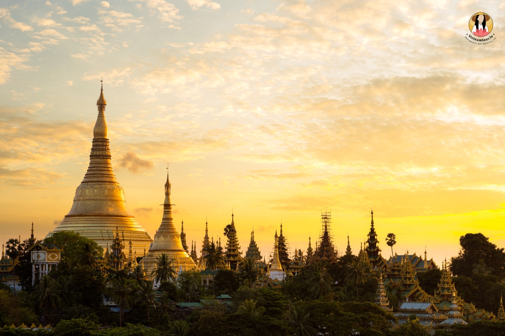 Myanmar tours from India 22