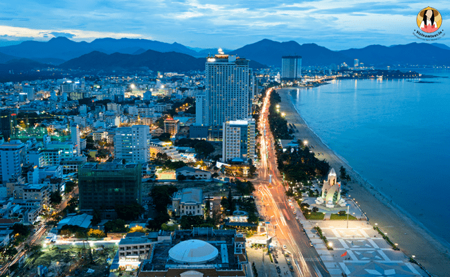 best places to stay near Nha Trang beach 1
