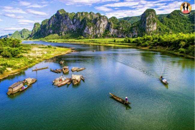 quang binh- an underground paradise of limestone karts and stalactites 19