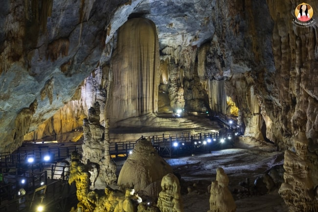quang binh- an underground paradise of limestone karts and stalactites 3