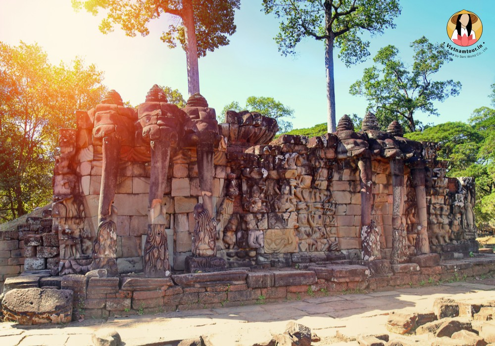 cambodia tours from india 21